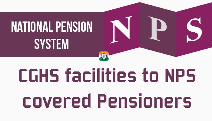 NPS-CGHS-Pensioners