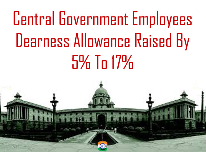CG-Employees-Dearness-Allowance-Raised-By-5-percent-To-17percent
